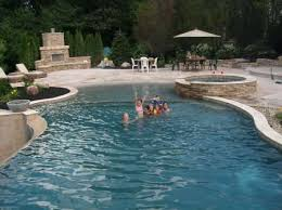 fiberglass pools with beach entry. Delighful Fiberglass Beach Entry And Fiberglass Pools With O