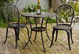 balcony u0026 bistro sets costco patio furniture sets67