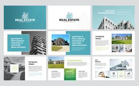 Powerpoint Real Estate Templates Real Estate Powerpoint Template 76958 Keynote Template