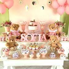 baby shower decoration ideas girl decorations koala bear google more centerpieces decor show