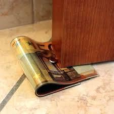 door stopper security. Perfect Door Security Door Stopper Bar  Brilliant Two Most Popular Types Of   Throughout Door Stopper Security E