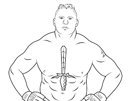 Get free printable coloring pages for kids. Free Printable Wwe Coloring Page Brock Lesnar Wwe Coloring Pages Coloring Pages Brock Lesnar