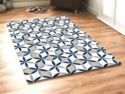 flower shaped area rugs green and blue area rug bright rugs graphic illusions collection medium size