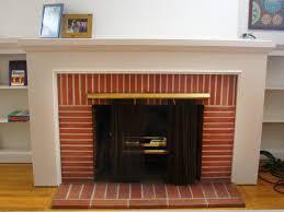 Renovate Brick Fireplace Fireplace Hearth Renovation Fireplace Design And Ideas