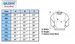 Gildan Ultra Cotton T Shirt Measurements Dreamworks