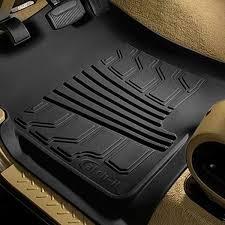 lund catch it 1st row vinyl black floor liners