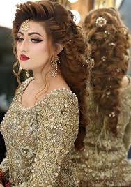 kashees gorgeous bridal makeup and hairstyle by kashif aslam