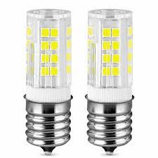 Details About E17 Led Bulb Microwave Oven Light T7 T8 Intermediate Base Led Appliance Bulb