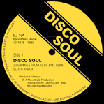 Favorite Disco Soul