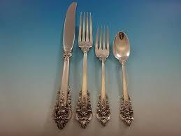 grande baroque wallace sterling silver