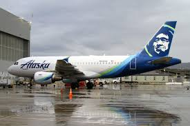 World First Its Airbus News Airlines Airline A319 Alaska Paints Look