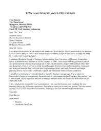 Entry Level Resume Cover Letter Examples Entry Level Actuary Cover Letter Example Unique Entry Level Actuary