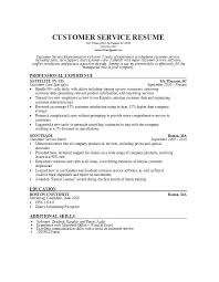 Customer Service Job Description Retail Create My Resume Customer Service Representative Job