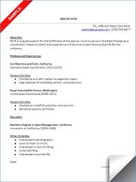 Sales Coordinator Resume | Nppusa.org