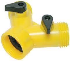 garden hose shut off valve. Plastic Garden Hose Shut Off Valve !