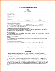 Job Resume Layout 24 Resume Layout For First Job Appeal Leter 10