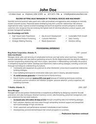 Resume Samples For Sales Executive Briliant Area Sales Manager Resume Sample Sales Executive Resume 12