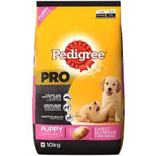 Pedigree Professional Puppy Large Breed Dog Food 10 Kg Pack