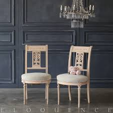 recovering dining room chairs new eloquence set of 10 antique bleached wood dining chairs 1900 of