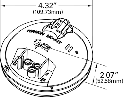grote lights wiring diagram wiring diagram for you • 52922 4 economy stop tail turn light red rh grote com grote led tail light wiring diagram grote beacon light wiring diagram
