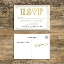 wedding rsvp postcards templates wedding rsvp postcard template free the letter sample