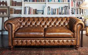 decorating nice brown leather chesterfield sofa brown leather chesterfield sofa set