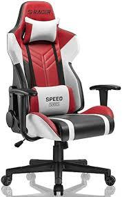 Homall Gaming Chair Racing Style High-Back PU ... - Amazon.com