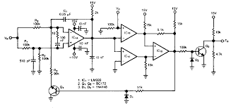 voltage ratio to frequency converter circuit diagram world voltage ratio to frequency converter