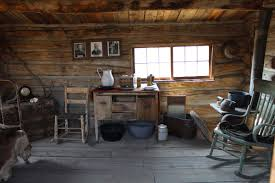 small cabin furniture. Rustic Small Cabin Interior Log Interiors On Old Furniture A