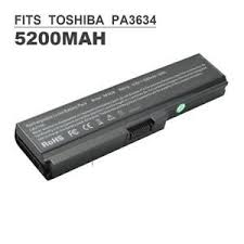 10-8V-<b>5200mAh</b>-<b>6</b>-<b>Cell</b>-<b>Laptop</b>-Notebook-Battery-PA3634 ...