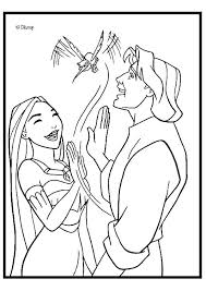 Small Picture Pocahontas coloring pages 15 free Disney printables for kids to