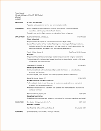Cv Format For Airlines Job Resume Format For Aviation Ground Staff Elegant Cv Format For