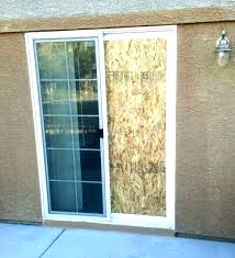 installing a sliding patio door sliding patio door installation sliding glass door glass replacement cost sliding