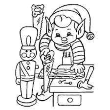 Top 25 Free Printable Christmas Coloring Pages Online