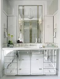 white bathroom vanity mirrors. Beautiful White Bathroom Vanity Mirrors With Flowers In Decor