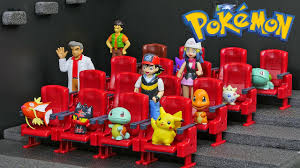 Pokemon 20th movie merchandise - I Choose You! - YouTube