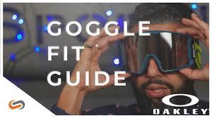 2020 Oakley Goggle Size Guide Sportrx Sportrx
