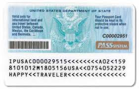 Us Passport Card Template 24 Images Of United States Passport Card Template Bfegy Com