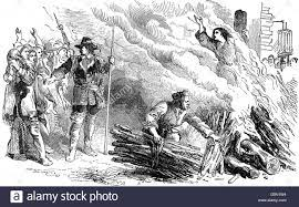 Elizabeth Gaunt (died 23 October 1685), was an English woman Stock Photo -  Alamy