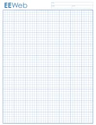 Grid Template Word Engineering Graph Papert Printable Graph Paper Maths