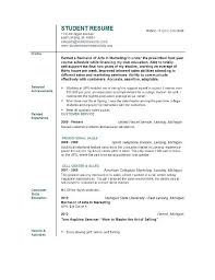 resumes that sell you example student resume resume sell yourself