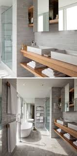 Open Shelf Vanity Bathroom 25 Best Ideas About Floating Bathroom Vanities On Pinterest