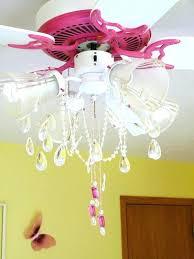 little girl ceiling fans chandelier for little girl room intended for motivate creations pink ceiling fan