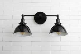 Bathroom Lighting Sconces Cool Wall Lights Bathroom Lighting Vanity Light Industrial Etsy