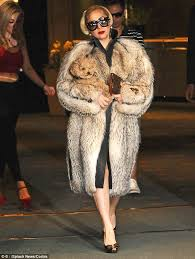 a ruff time lady gaga courted controversy after she was seen carrying her dog fozzi