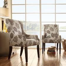 trendy inspiration ideas sloping arm dining chair 44