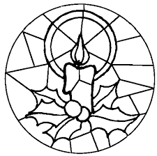 Small Picture The Candle of Peace Coloring Page