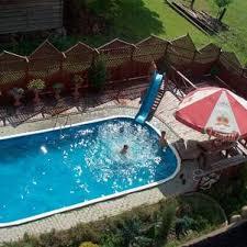 backyard swimming pool design. Gallery Of The Small Swimming Pool Design Backyard