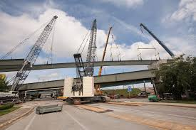 Terex Hc And Demag Ac 700 9 Cranes On I 4 Ultimate Project