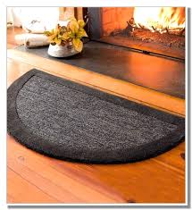 grey hearth rugs fire resistant in uk